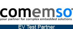 Comemso EV Test Partner